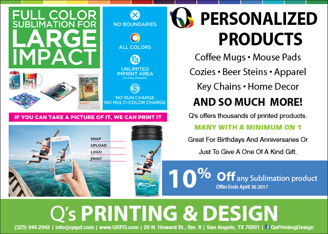 Qs Printing Design Is Your Personal Connection To Innovative Products And Services
