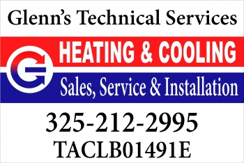 Glenn\'s Technical Services Magnet