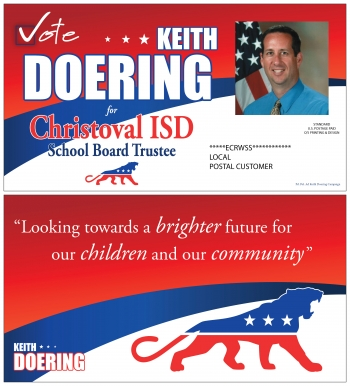 Keith Doering mailer 2