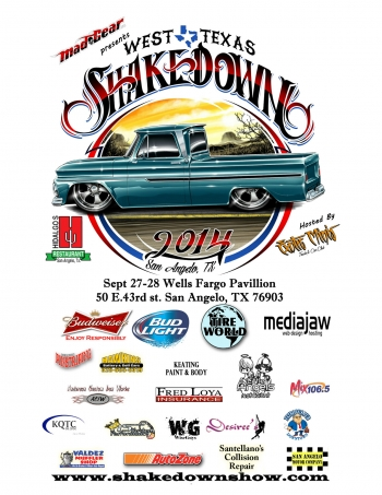 Shakedown 2014 Pages