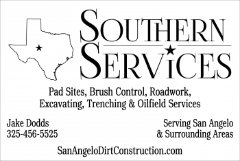 Southern Services magnetic sign