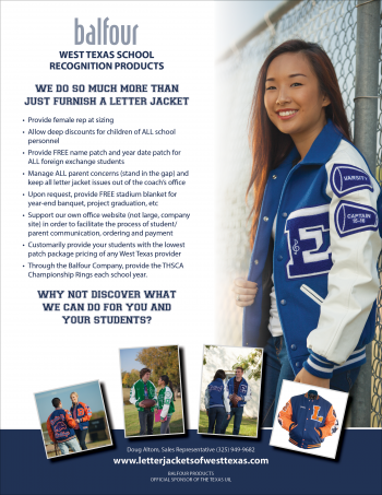 West Texas School Recognition flyer - what we do