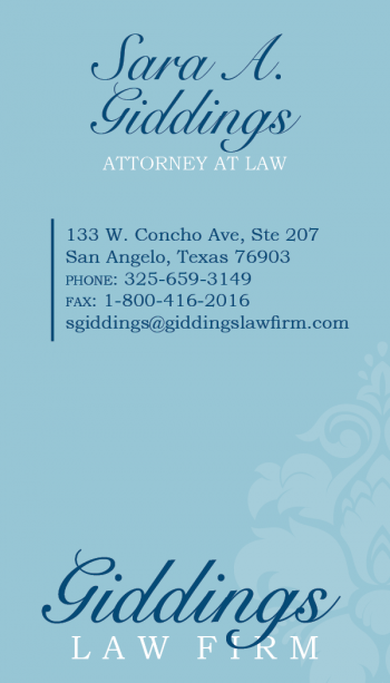 bc Giddings Law Firm